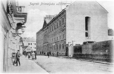 Centar Za Odgoj I Obrazovanje Slava Raskaj Zagreb Povijest